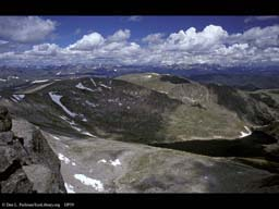 Tundra, Mount Evans Summit, Colorado